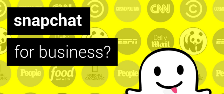 Snapchat per i brand: come utilizzarlo per fare marketing