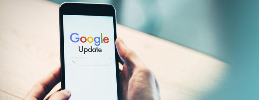 Google UpDate Gennaio 2020