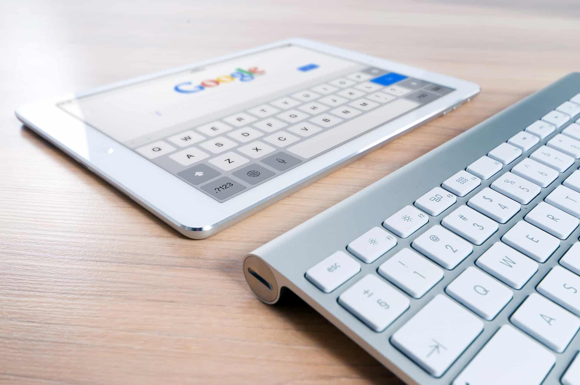 ipad con google search console insights