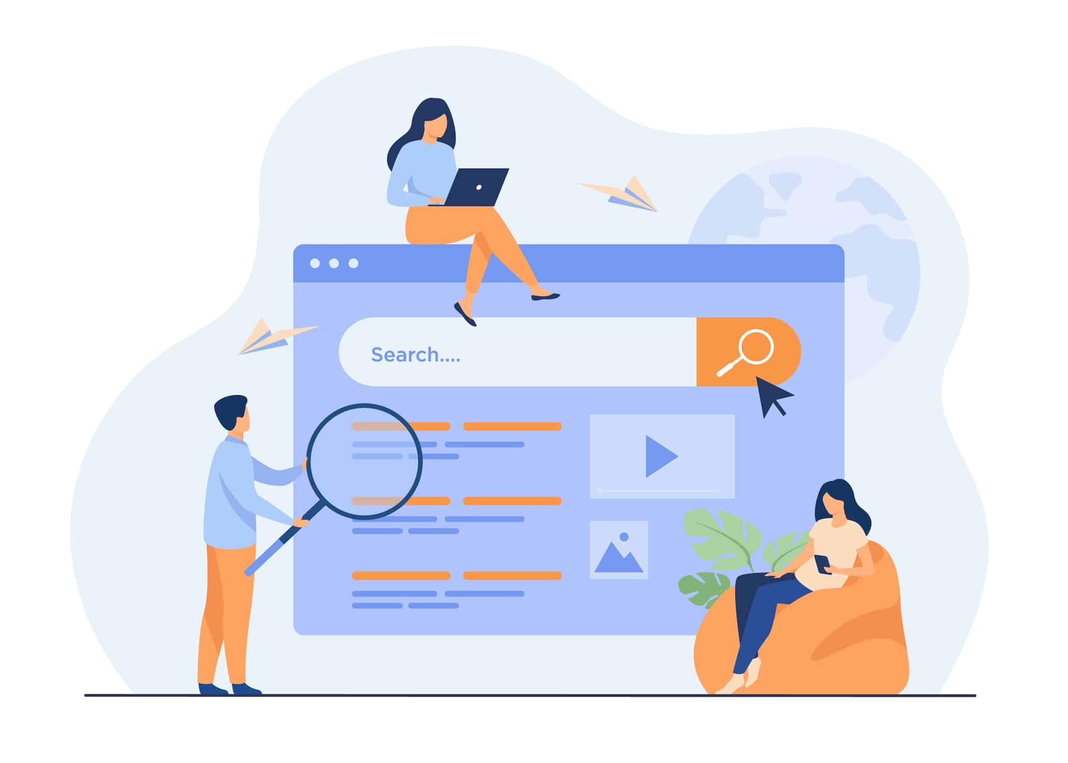 operatori di ricerca google